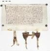 Manegold von Estorp verkauft dem Bischof Volrad von Ratzeburg für 60 Mk. den Zehnten aus zwei Häfen in Neuengamme