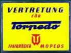 Vertretung für Torpedo Fahrräder Mopeds