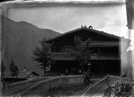 Private Ausflugs- und Urlaubsfotos der Famile Meyer, Fischer und Hamman