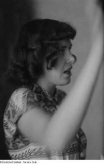 Porträt von Renate Rössing