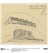 San Francisco, Kalifornien, Maimonides-Hospital (Maimonides Health Centre), zwei Skizzen