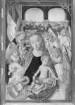 Maria mit dem Kind und musizierenden Engeln