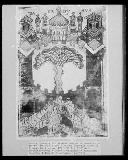 Liber Floridus Lamberti Canonici — Paradysus, Folio 52