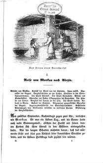 Reise im europäischen Rußland in den Jahren 1840 und 1841. 2, Reise im Süden