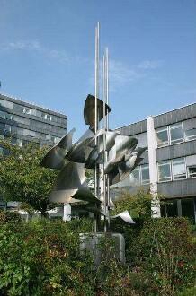 Will Brüll<br /> Große Raumwirbel, 1960er Jahre<br /> © Kulturamt der Landeshauptstadt Düsseldorf