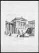 Rekonstruktion des Erechtheions auf der Akropolis von Athen