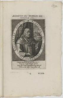 Bildnis des Albertvs III., Herzog von Bayern