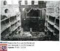 Darmstadt, Landestheater / zerstörte Bühne und Logen
