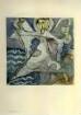 Entwurf für ein Wandbild in einem Sakralbau