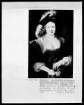Helene Fourment, einen Handschuh anziehend