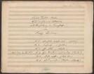 6 Lieder für eine Altstimme mit Begleitung des Pianoforte - BSB Mus.ms. 6023 : op. 134