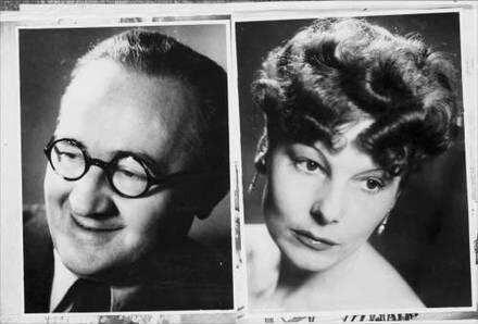 Joe Furtner und Ellen Frank