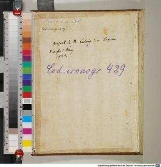 Kleinodienbuch der Herzogin Anna von Bayern - BSB Cod.icon. 429