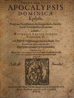 Apocalypsis dominicae Epilysis