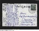 Postkartengrüße von Ernst Bursche an Ernst Hassebrauk. Autograph. 6.6.1956. Dresden: SLUB Mscr.Dresd.App.2534,1597a