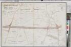 Lippe-Seitenkanal - Blatt 6 Lageplan - km 10,81 - 13,09 - 1908 - 1 : 2500 - 67,5 x 99 - farb. Druck - Königliche Kanalbaudirektion - Regierung Arnsberg