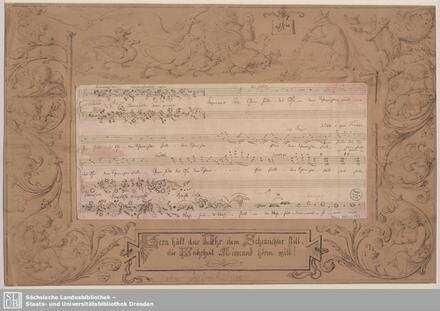 Gern hält das Ohr dem Schmeichler still - Mus.Schu.127: V (4), Coro, pf