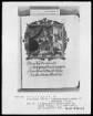 Flugschrift mit Illustrationen aus den Papstprophezeiungen mit antipäpstlichen Spottversen — Allegorische Darstellung zu Papst Gregor 12. (1406-1409), Folio 22recto