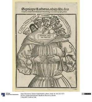 Sieben Köpfe Martin Luthers