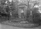 Grabmal von Fritz Reuter