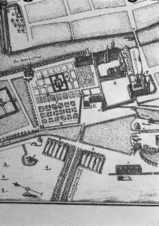 Berlin (Stadtplan aus Merian)