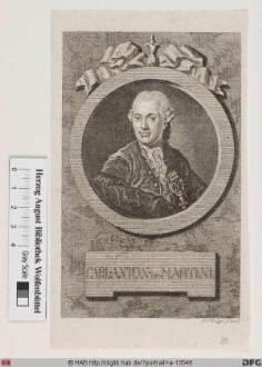 Bildnis Carl Anton Martini von (zu Wasserberg) (1779 Frhr.)