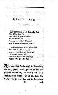 Charakteristik Joh. Gottfried von Herders