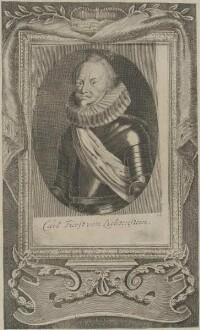Bildnis des Carl Fürst von Lichtenstein