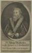 Bildnis des Johann Mathesius