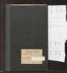 Protokollbuch der Stadtverordnetenversammlung vom 23.11.1918 - 05.08.1920