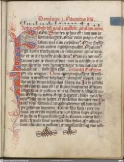 Lectionarium missae