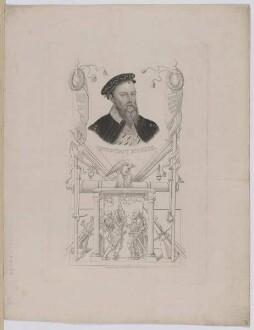 Bildnis des Moritz, Churfürst von Sachsen