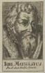 Bildnis des Iohannes Mathesius