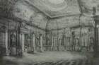 Dresden, 1. Lusthaus auf der Jungfer, Der obere Festsaal