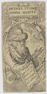 Bildnis des Hermes Trismegistos Aegypti