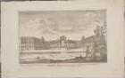 Das Neue Palais und die Communs von Westen