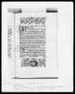 Gebetbuch — Lagernder Hirsch im Garten, Folio 85recto