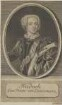 Bildnis des Fridericus V.
