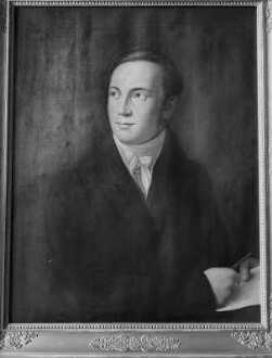 Bildnis Wilhelm Gotthelf Lohrmann