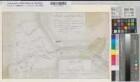 Schwelm (Schwelm) - Wasserleitungen, Mühlen, Brunnen und Wasserstollen - Grund- und Seigerriß - 1796 - 70 Lachter = 8,8 cm (1 : 1650) - 28 x 46 - kol. Zeichnung - Krüner - KSA Nr. 649