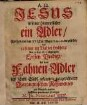 Jesus in seiner Himmelfahrt ein Adler ... : Predigt über Marc. 16,14-20