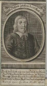 Bildnis des Jakob Böhme
