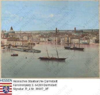 Italien, Venedig / Panorama