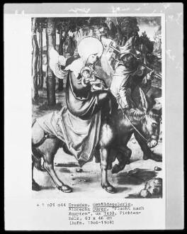 Die sieben Schmerzen der Maria — Die Flucht nach Ägypten