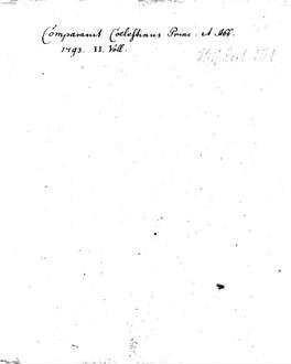 Historia Reformationis Ecclesiarum Raeticarum : Ex Genuinis Fontibus Et Adhuc Maximam Partem Numquam Impressis Sine Partium Studio Deducta .... 1