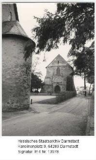 Lorsch an der Bergstraße, Benediktinerabtei / Klosterkirche