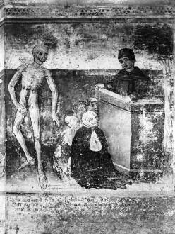 Totentanz, insgesamt 28 Figurenpaare