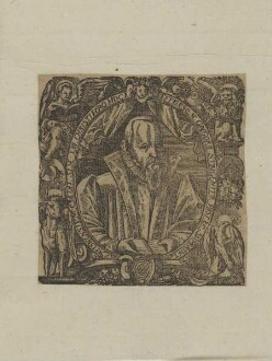 Bildnis des Georgius Strignitius