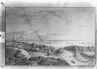 Reval mit Blick von Südosten