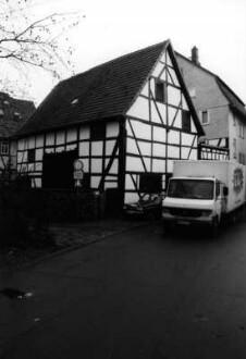 Mainzer Gasse 9, Zustand 2000